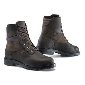 TCX Rook WP Motorcycle Boots Brown