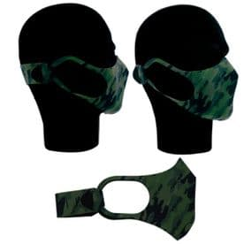 VR46 ROSSI COMMUNITY FACE MASK CAMOUFLAGE