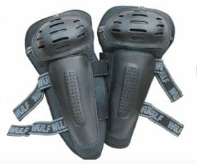 Wulfsport MX Adult Knee Armour Pair