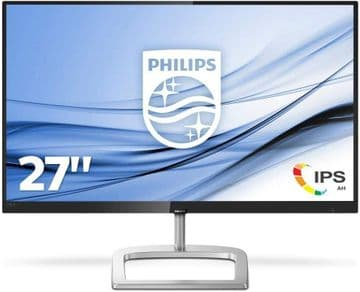 "Philips E-line 276E9QDSB - 27"" LED-backlit Full HD - LCD monitor"