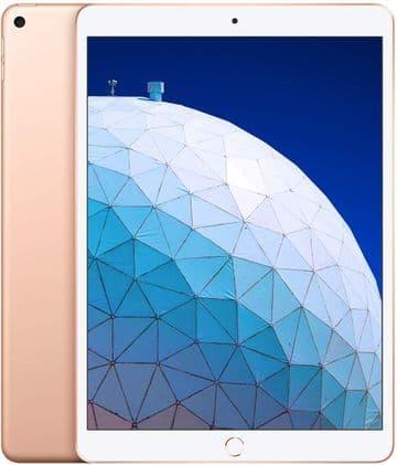 Apple iPad Air 10.5 Inch (2019) WiFi Gold 64GB Tablet