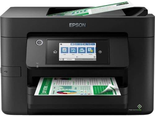 Epson WF-4820DWF Workforce Pro Wireless/USB All-in-One Inkjet Printer