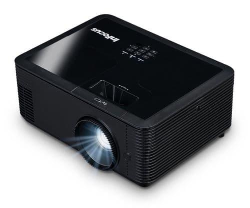 InFocus IN138HD Projector  + Lightcast