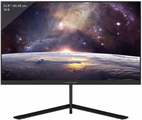 Lc Power LC-M24-FHD-165 23.8´´ Full HD LED 165Hz Gaming Monitor