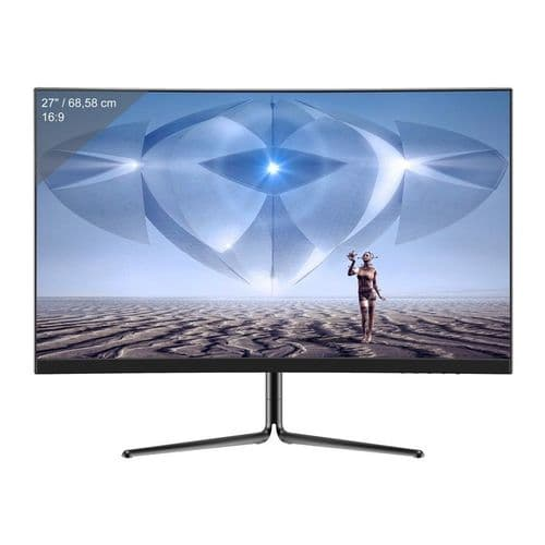 """LC Power LC-M27-FHD-165-C 27"""", 1920x1080, 165Hz, 4ms, Monitor"""