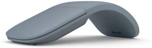 Microsoft Arc mouse Bluetooth BlueTrack 1000 DPI Ambidextrous - Ice Blue