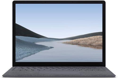 "Microsoft Surface Laptop 3 (13.5"")  Core i5  8 GB 256 GB SSD - Platinum"