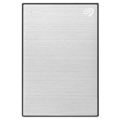 Seagate Backup Plus silver 5TB Portable