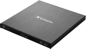 Verbatim Mobile Blu-ray ReWriter USB 3.0