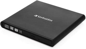 Verbatim Mobile DVD ReWriter USB 2.0