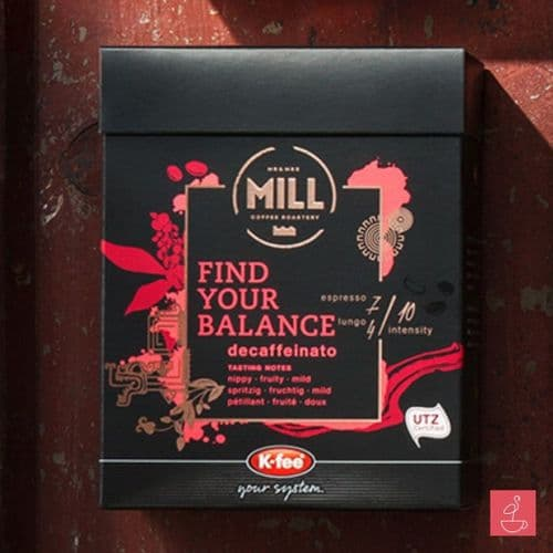 Find Your Balance Decaf Coffee Capsules