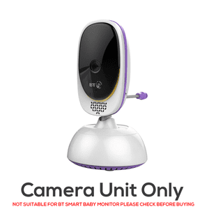 BT Video Baby Monitor 5000/6000 Replacement Camera Unit Only No PSU