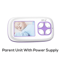 BT Video Baby Monitor 5000 Replacement Parent Unit Only With Power Supply