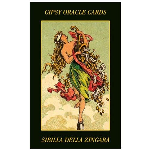 Gypsy Gipsy Oracle Cards