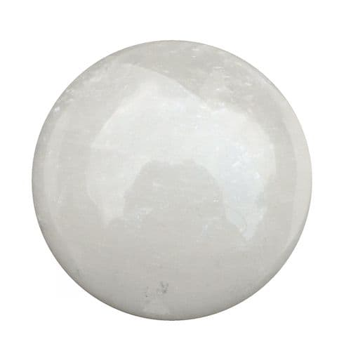 Large Calcite Crystal Ball for Fortune Telling & Divination 91mm 1.1kg CH13