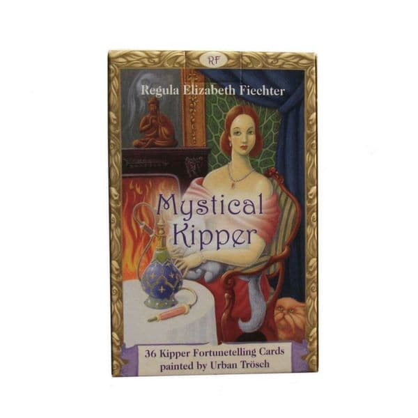 Mystical Kipper Oracle Cards