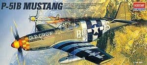 AC12464 North-American P-51B Mustang 'Old Crow'
