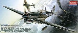 AC12465 Curtiss P-40M / P-40N Warhawk