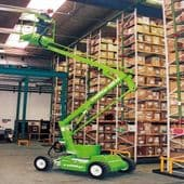 10m Self Propelled Boom Lifts - Nifty HR10 (For Hire)