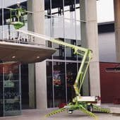12m Twin Mast Telescopic Boom Lifts - Nifty N120T (For Hire)