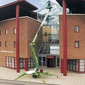 17m Twin Mast Telescopic Boom Lifts - Nifty N170 (For Hire)