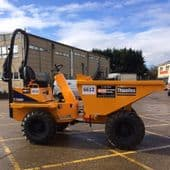 3 Tonne  Dumpers (For Hire)