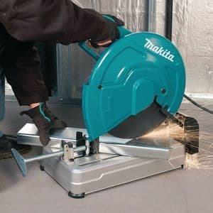 355mm Abrasive Bench Cut-Off Saws (For Hire)