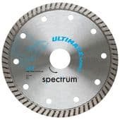 Spectrum LST 115x22.2mm Turbo Diamond Blade (LST115/22)