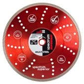 Spectrum TX10R Superfast 125x22.2mm Diamond Blade (TX10R-125/22)