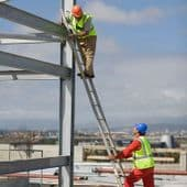 Alloy Extension Ladders (For Hire)