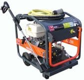 Belle PWX15/250 Pressure Washer with Hose Reel & Honda GX390 Engine (Petrol)