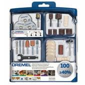 Dremel 100 Piece Accessory Set (2615S723JA)