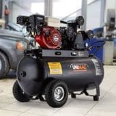 Industrial Wheel Mounted Compressors (For Hire)