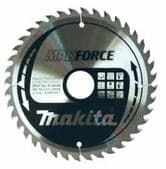 Makita  185x15.88mm TCT MakForce Circular Saw Blade - 16 Teeth (B-08202)