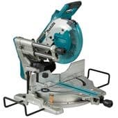 Makita DLS110Z LXT Twin 18V Brushless Li-Ion 260mm Slide Compound Mitre Saw (Body Only)