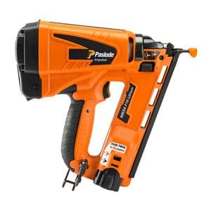 Paslode Impulse IM65A Lithium Gas F16 Angled Brad Nailer  (1 Battery)