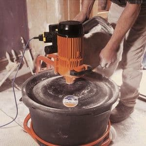 Plaster Tub Mixers (For Hire)