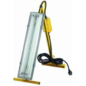 Plasterers Light & Stand (For Hire)