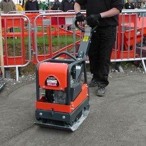 Reversible Compactor Plates - Diesel (For Hire)