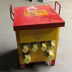 Site Transformers (For Hire)