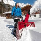 Snow Clearance Blower (For Hire)