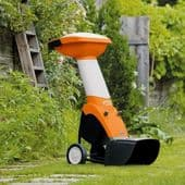 Stihl and Viking Garden Chippers & Shredders