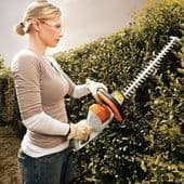 Stihl Electric & Cordless Hedge Trimmers
