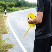 Surveyors Measuring Tape (For Hire)
