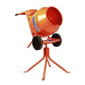 Belle Minimix 150 4/3 Tip-Up Cement Mixer with Honda GX120 Engine (Petrol)