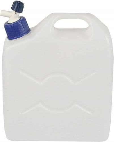 9.5lt Water Carrier with Tap
