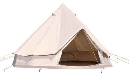 Bell Tent Hire - 5m Ease  Soulpad