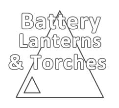 Battery Lanterns & Torches