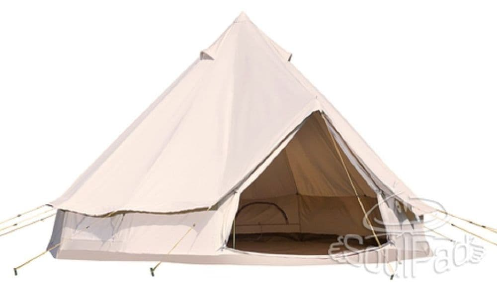 Bell Tent Hire - 4m  Ease