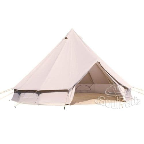 Bell Tent Hire  4m Lite - Shipped